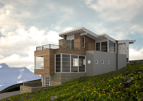 Contemporary Mountain Architecture