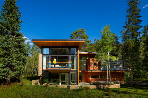 Blueline Architects - Mountain Contemporary Architecture