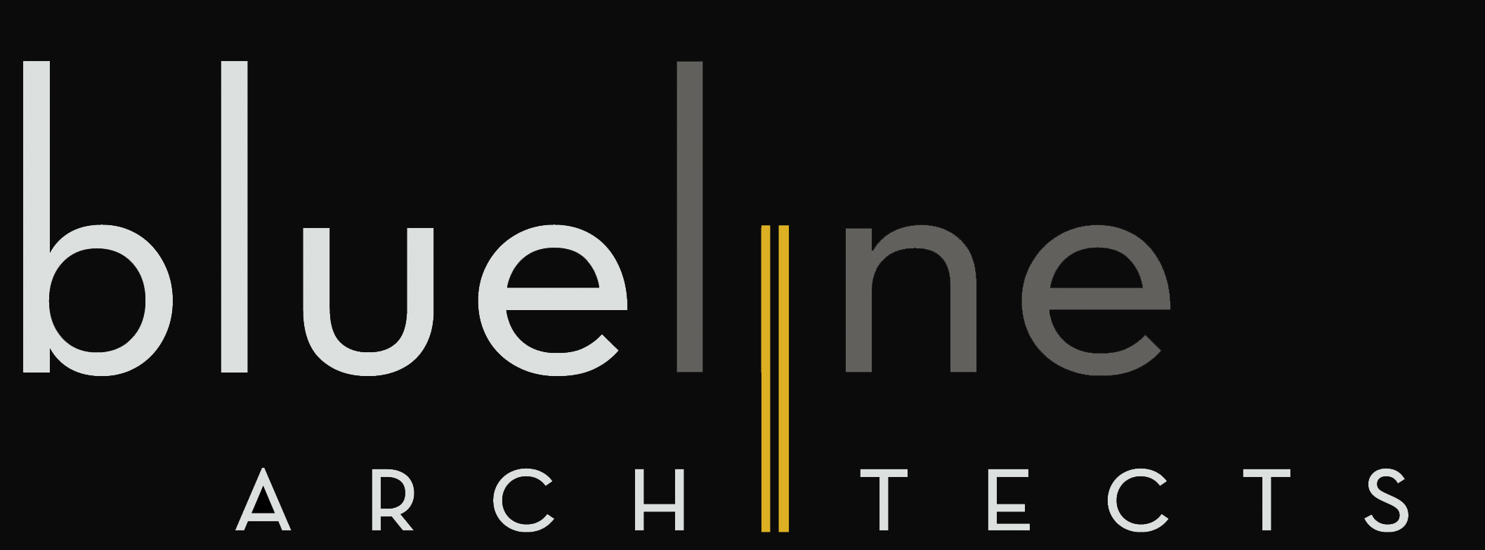 Blueline Architects Logo